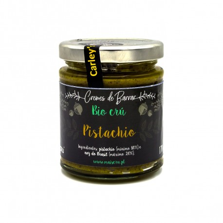 Creme Bio Cru Pistachio