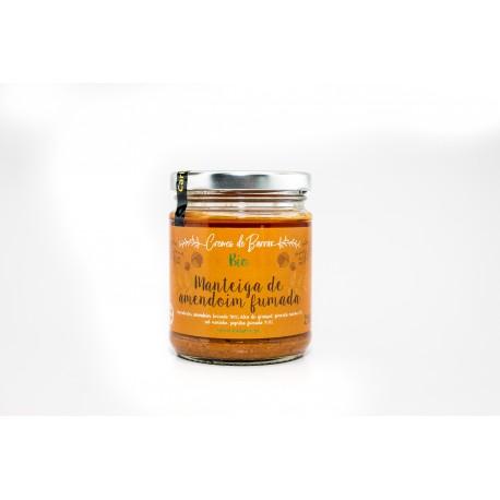 Manteiga Amendoim Fumada