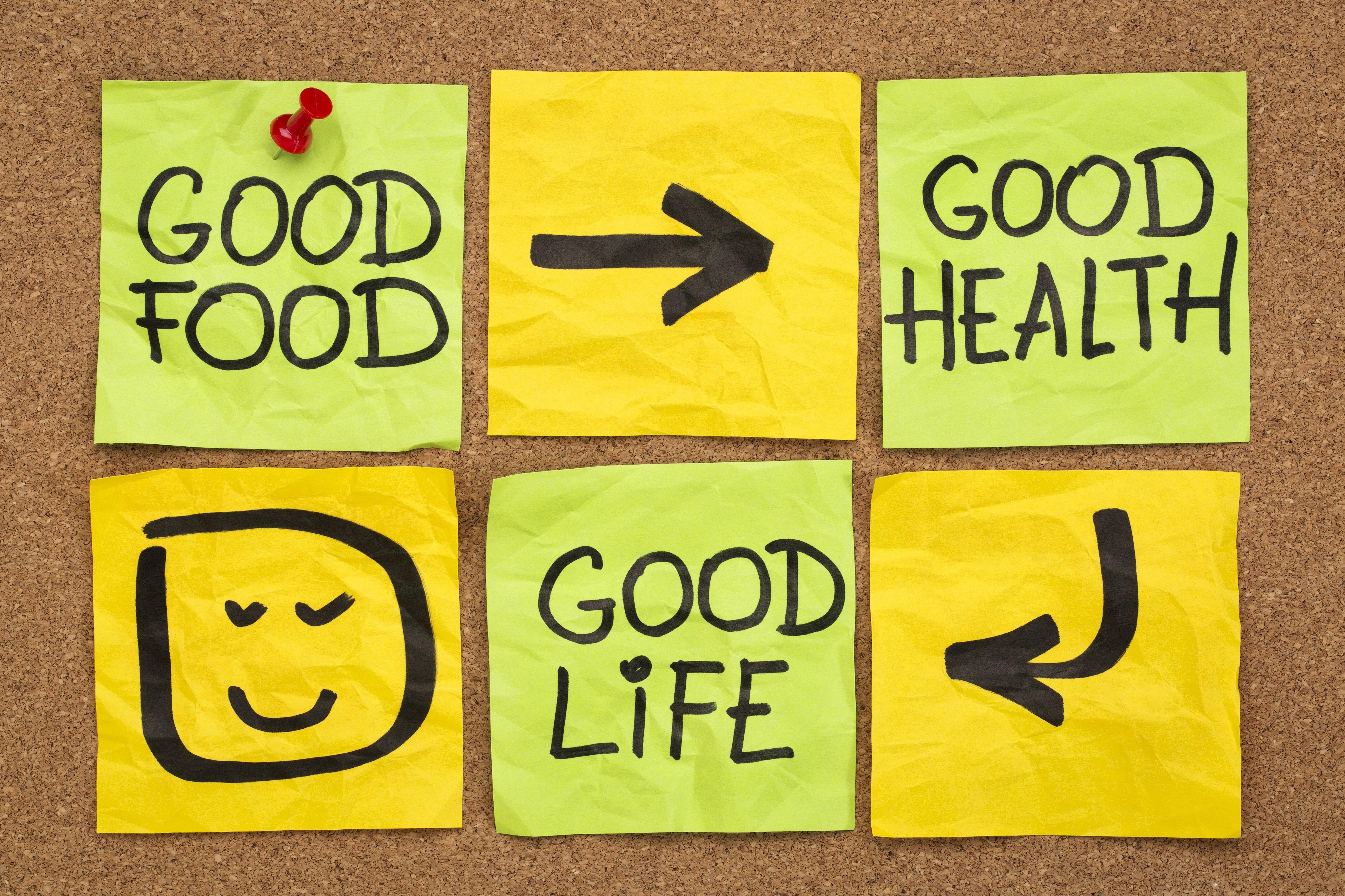 Comida Boa, Saúde Boa, Vida Boa